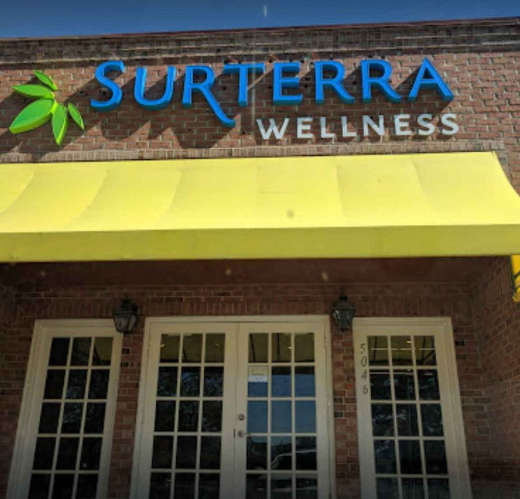 Image result for Surterra Pensacola Dispensary At Bayou Blvd Pensacola FL