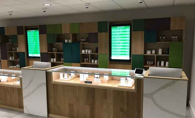 Image result for inside Trulieve Dispensary At Davis Hwy Pensacola FL